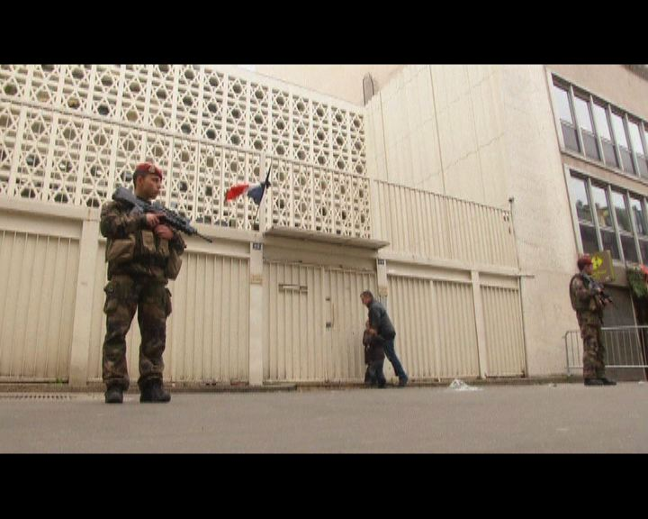 法國加強保護受恐襲威脅地點