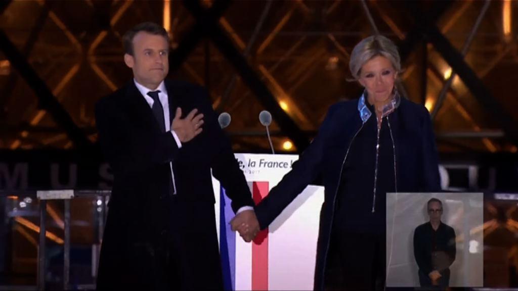 法國新第一夫人未來將繼續發揮影響力