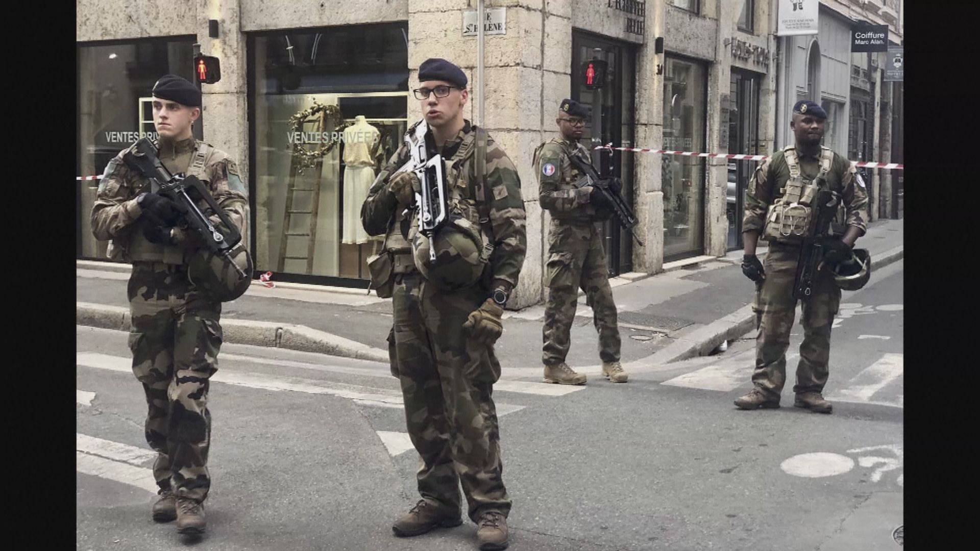 法國里昂發生爆炸釀最少13傷