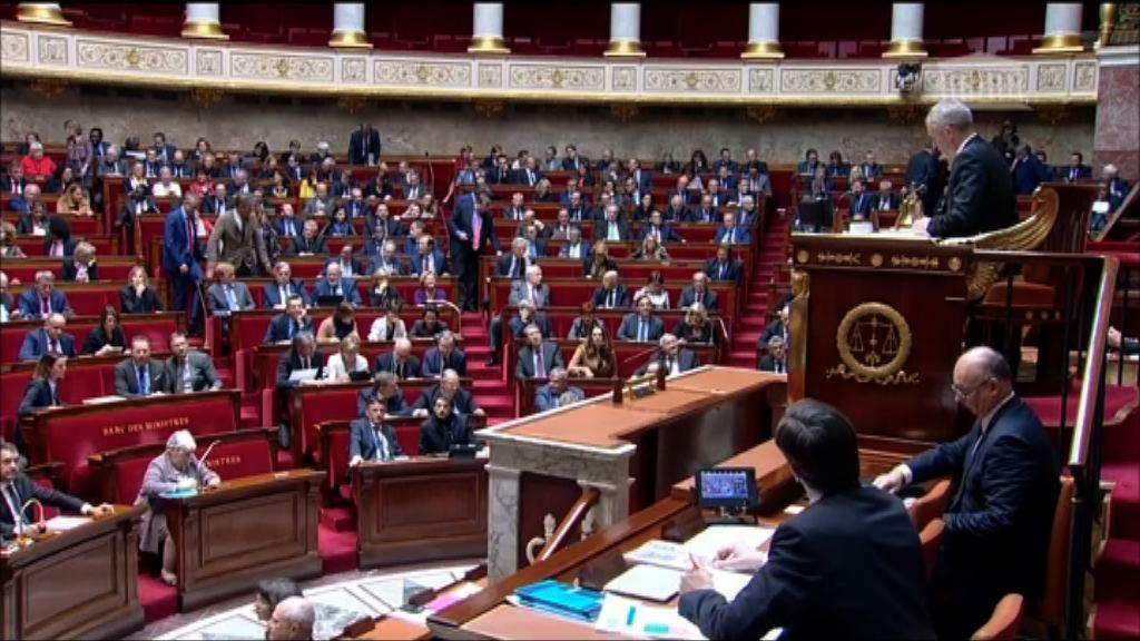 法國國民議會通過反恐法