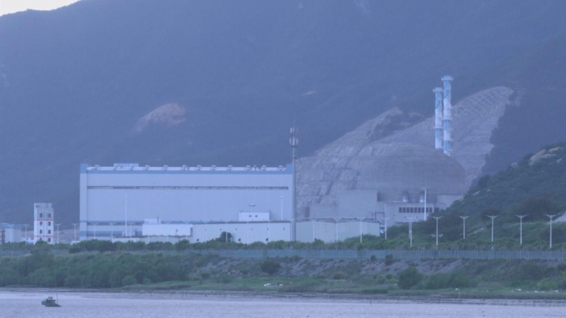 法國指台山核電站輻射水平仍符國際標準