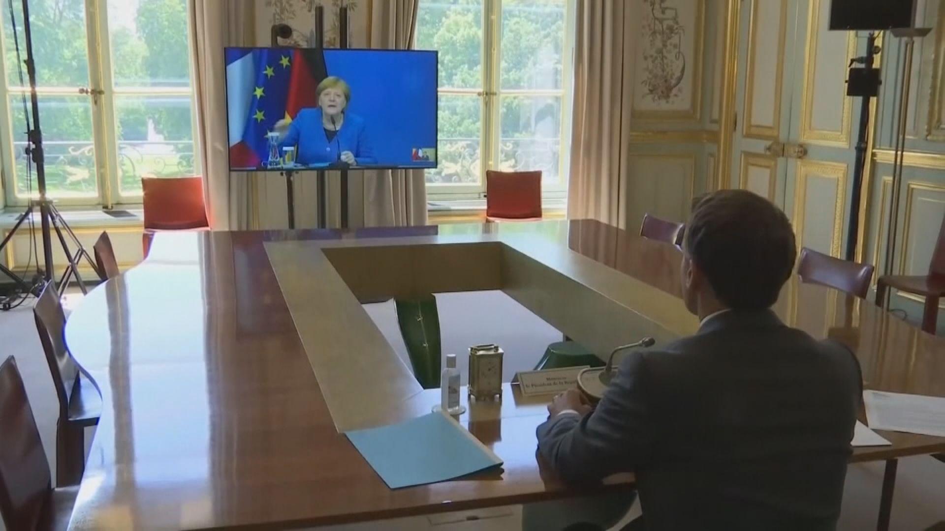 法德要求美國和丹麥說明監控盟友指控
