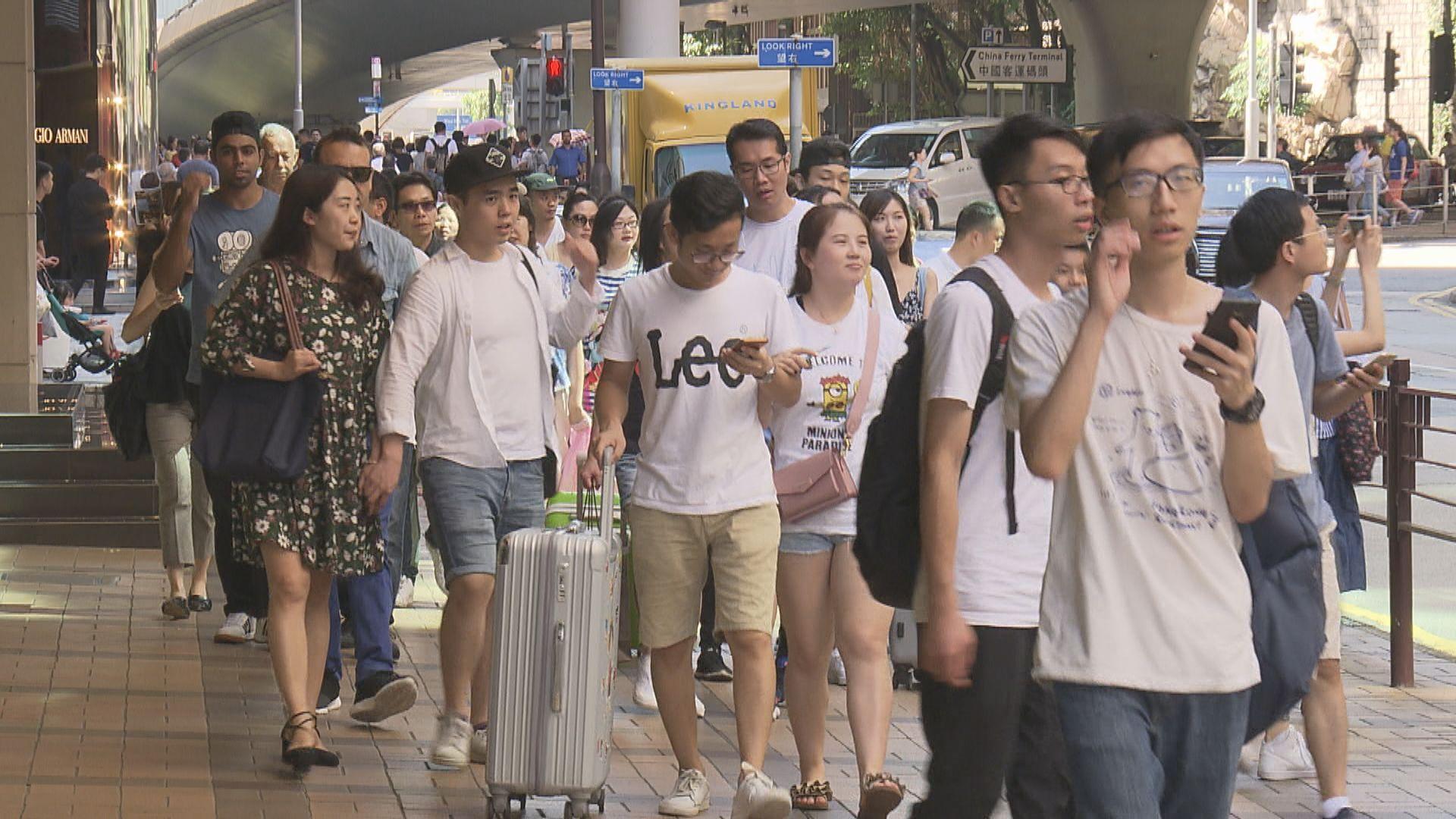 陳茂波稱預算案繼續撐企業穩經濟