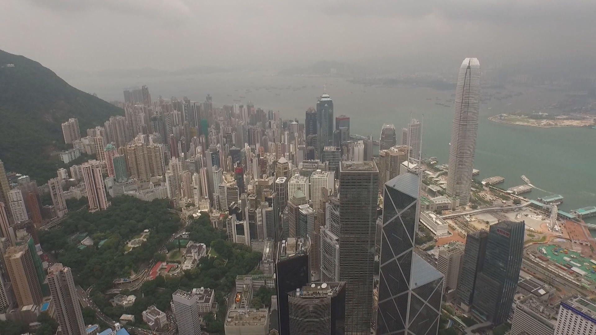 陳茂波:粉綠色作預算案封面反映經濟有危有機