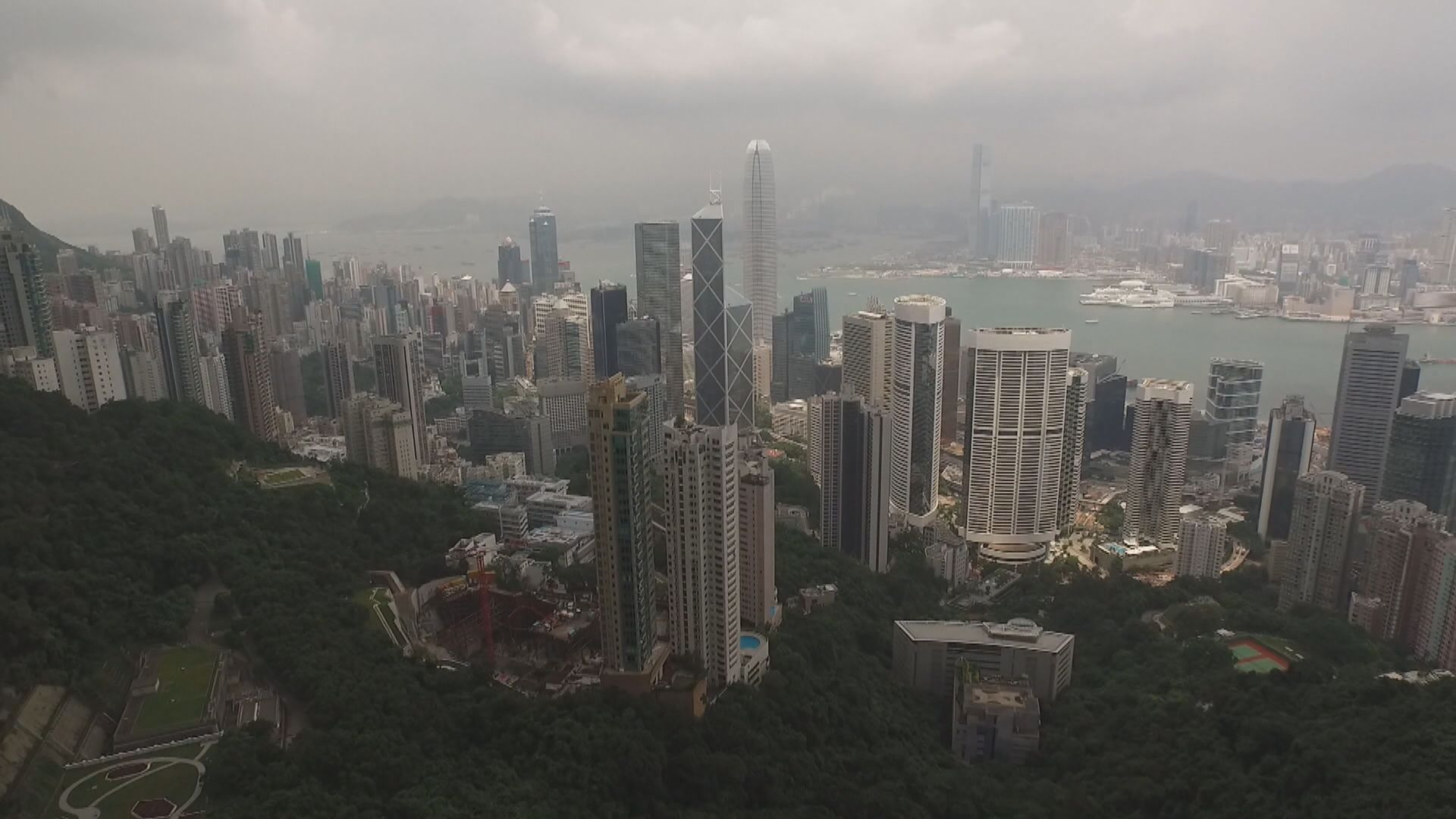 陳茂波︰兩地合作互惠互利否認香港融入內地