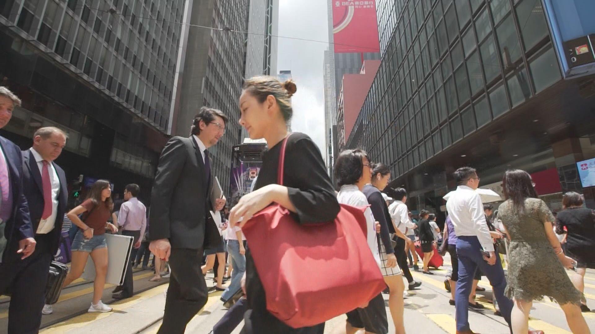 陳茂波︰社會事件未嚴重影響投資者信心