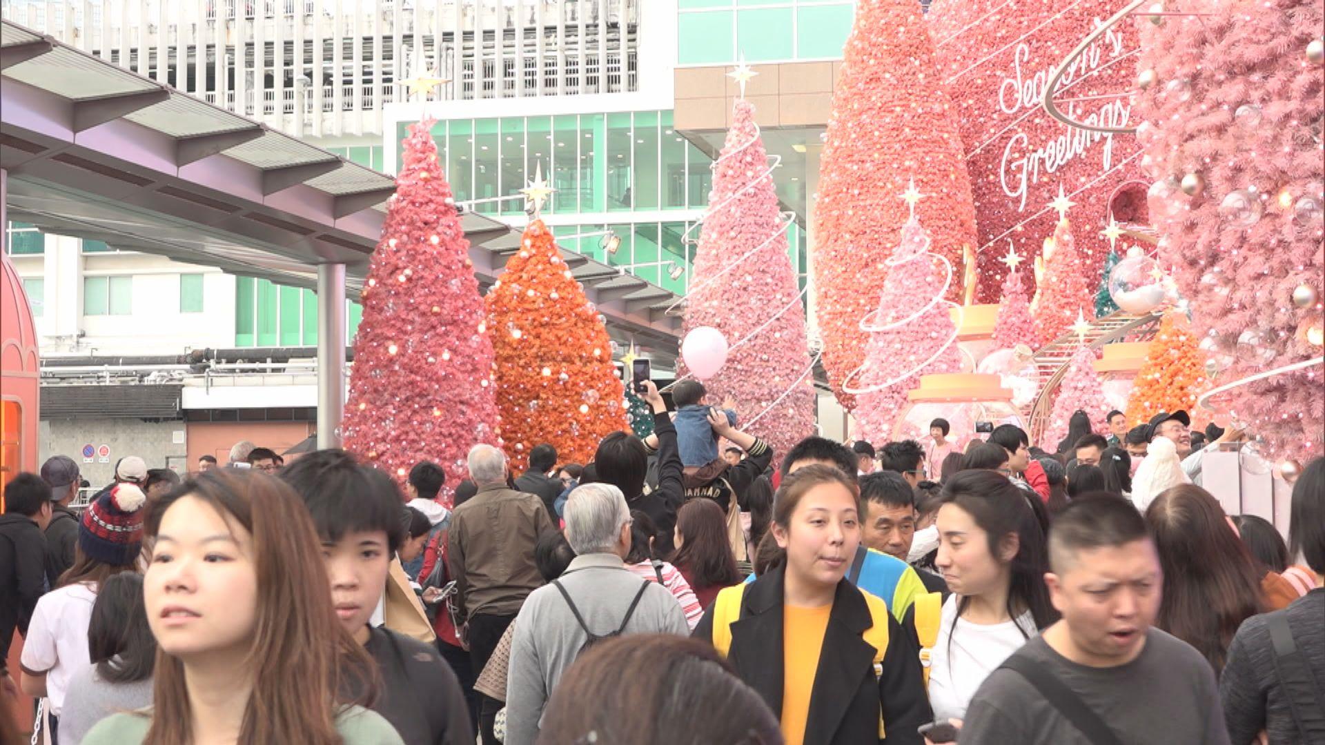 陳茂波盼聖誕新年各人讓自己和社會有喘息空間