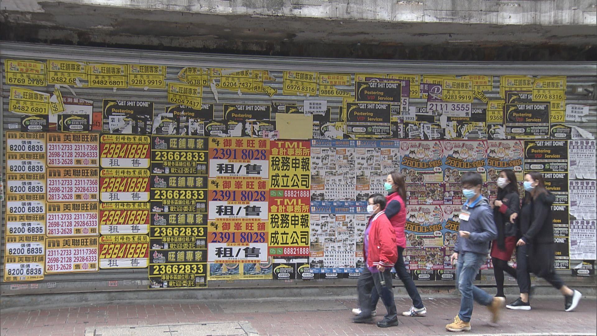 陳茂波預計疫情進一步打擊本港經濟