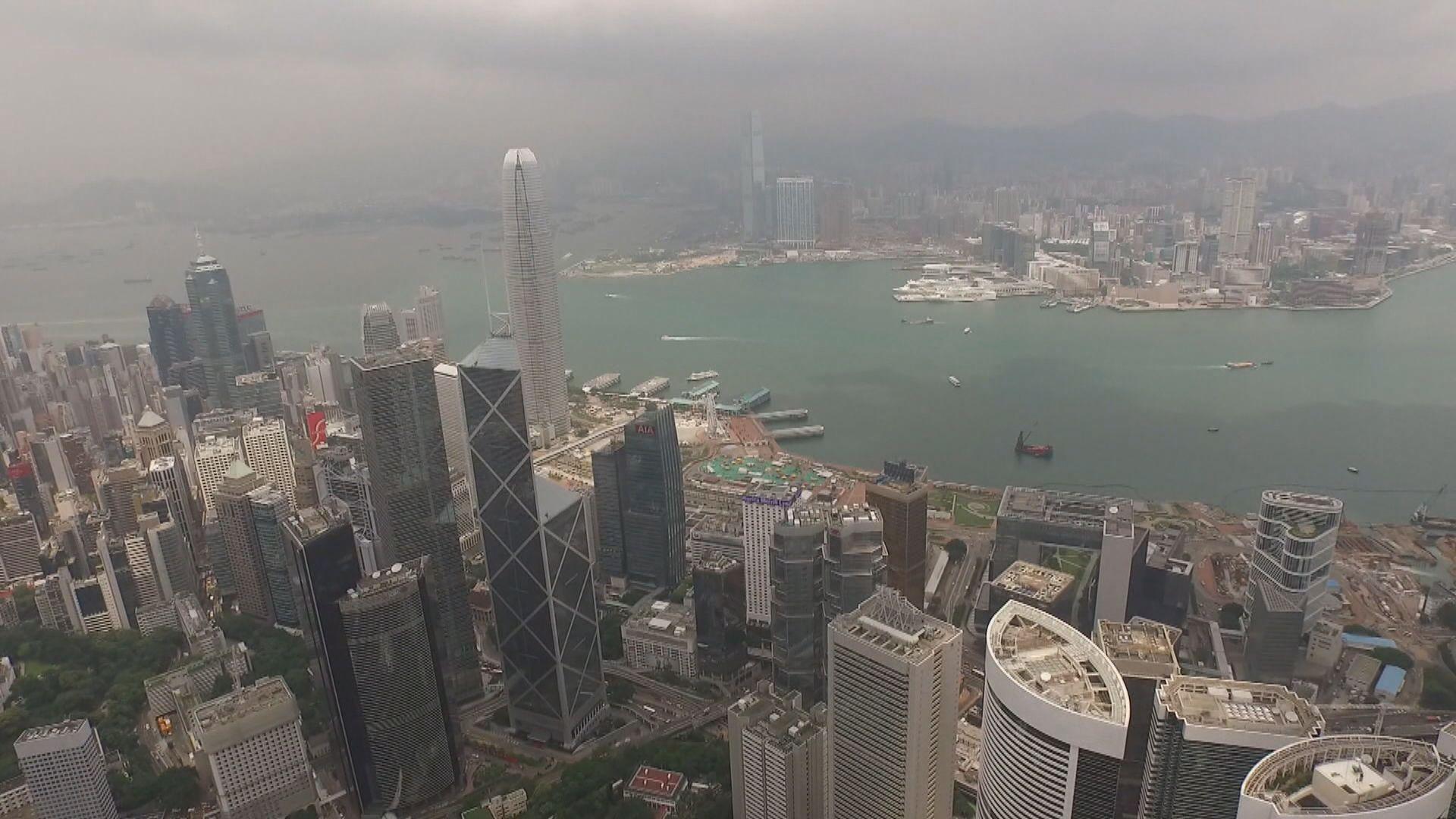 陳茂波:美國「制裁行動」同時損害美國企業在港利益