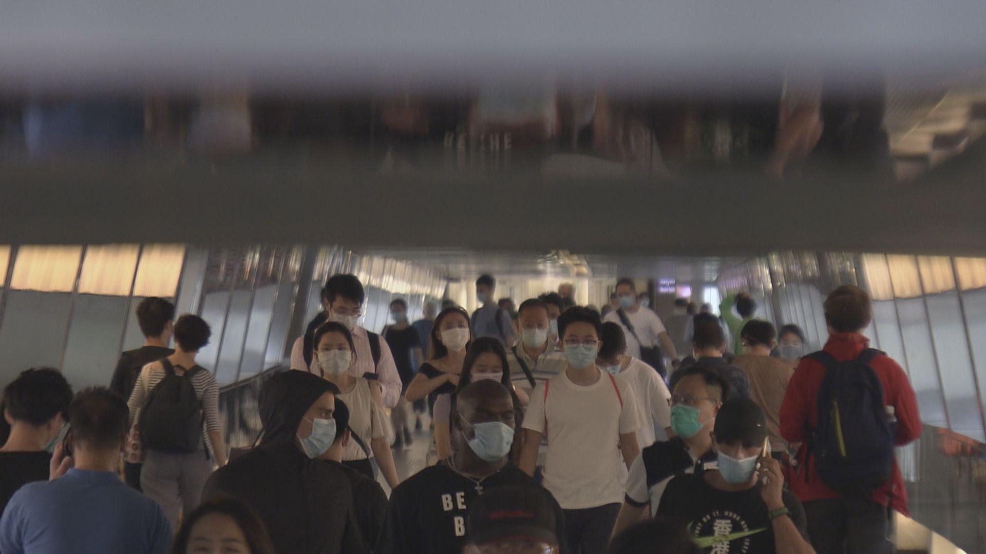 陳茂波:本港經濟初現見底跡象 惟失業率上升