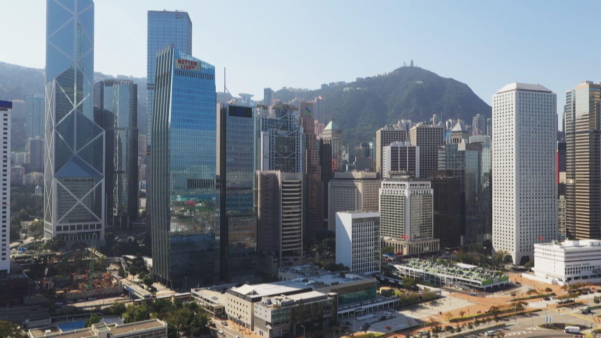 陳茂波:今年經濟有望恢復正增長