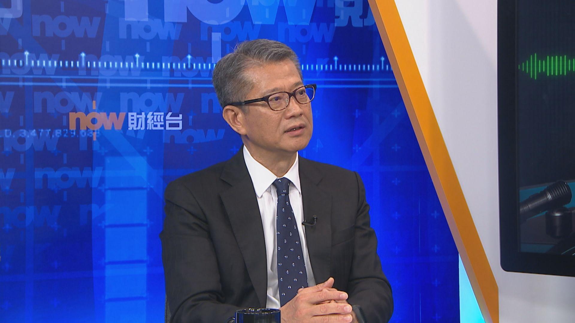 陳茂波料失業率勢破16年高位