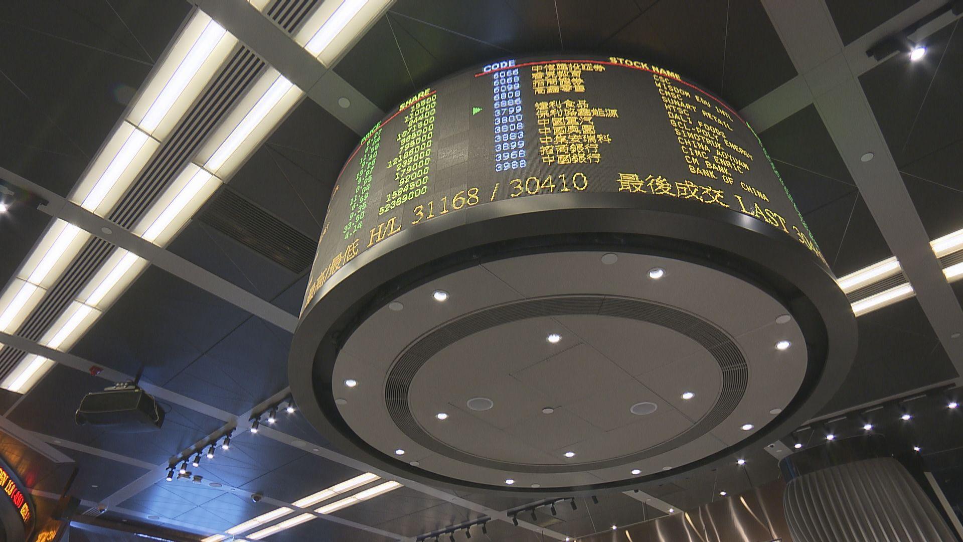 陳茂波:上調股票印花稅的決定已經過充分評估
