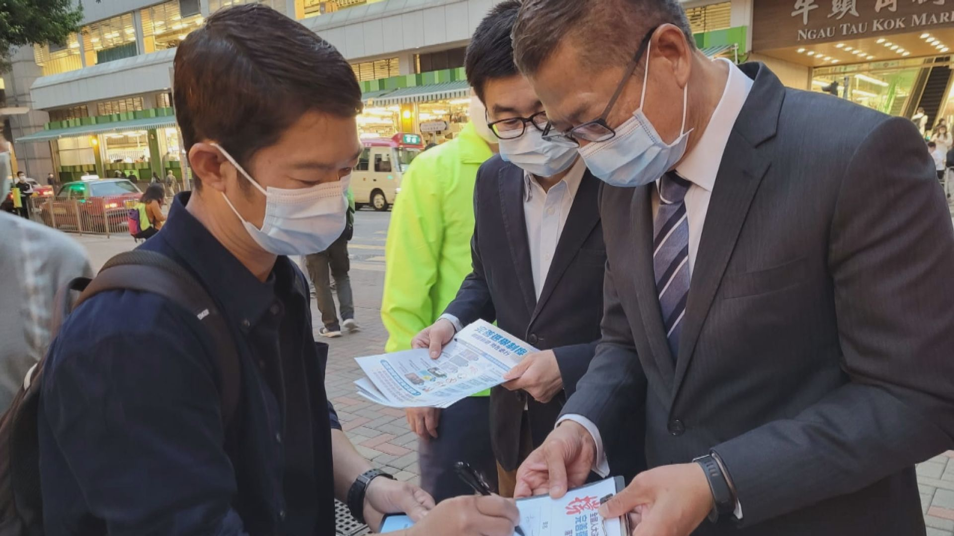 陳茂波:人大完善選舉制度及實施國安法讓香港免於內耗