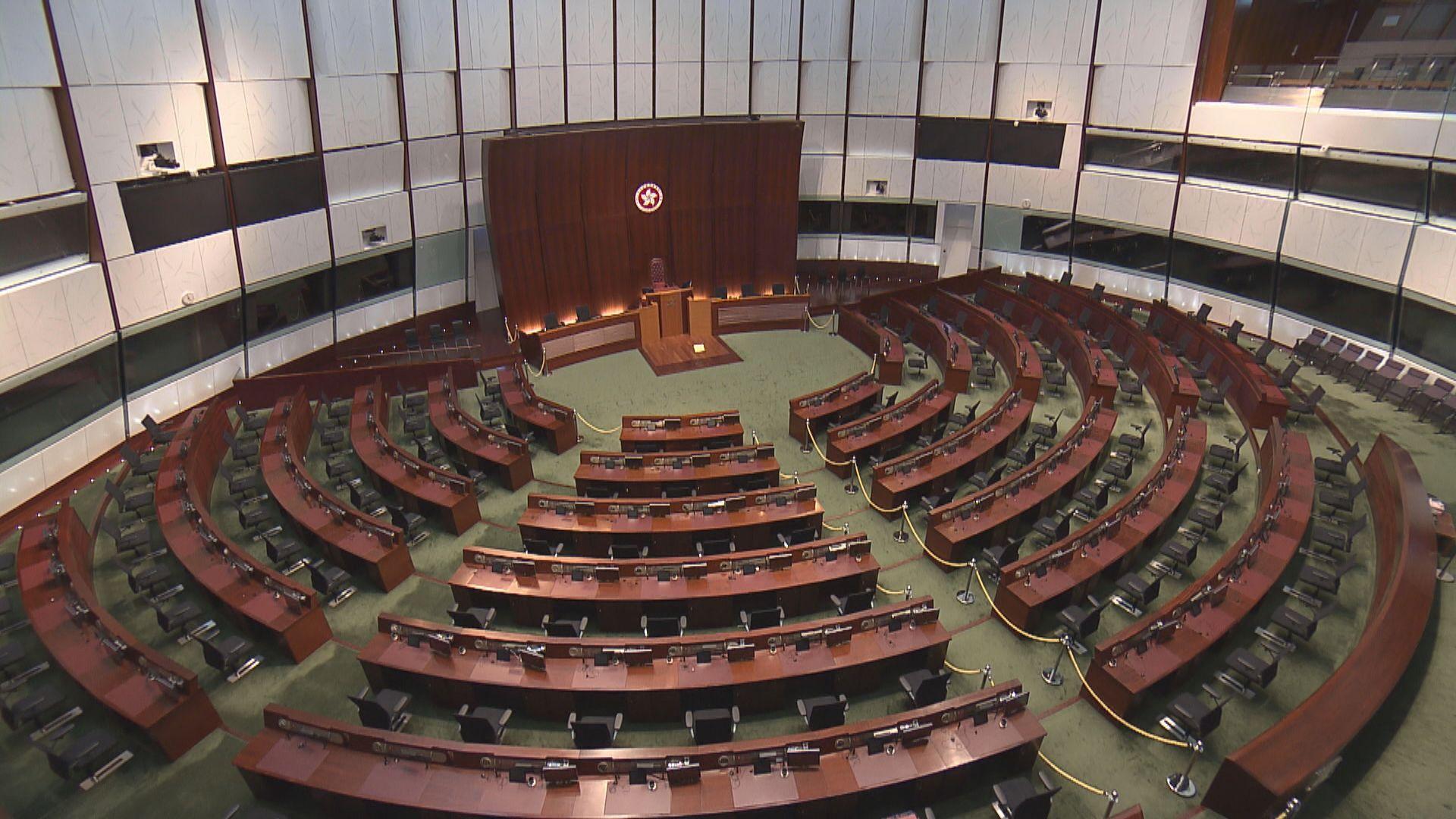 陳茂波:日後選委會及立法會組成將改變固有利益結構