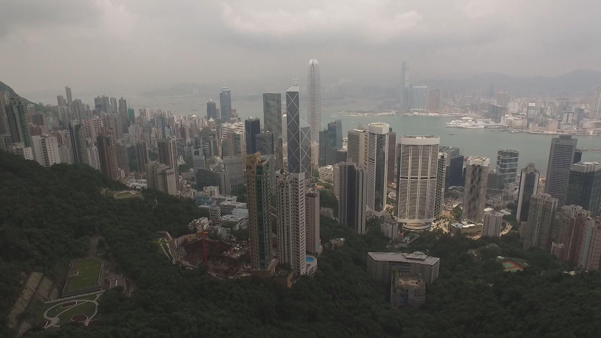 陳茂波:面對深圳發展本港要守護好一國兩制
