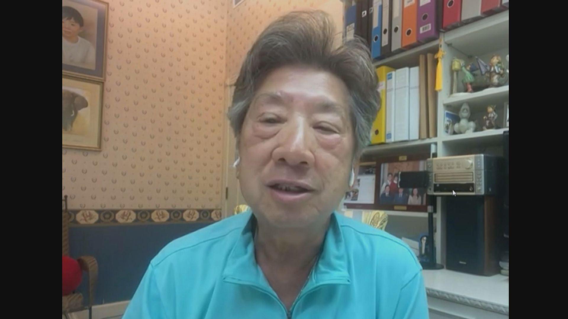 湯家驊:壹傳媒或因政治理由而停運 政府有需要介入