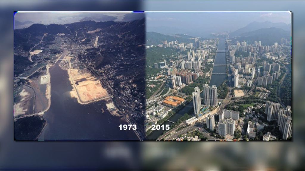 陳茂波冀社會務實看待填海和新市鎮發展