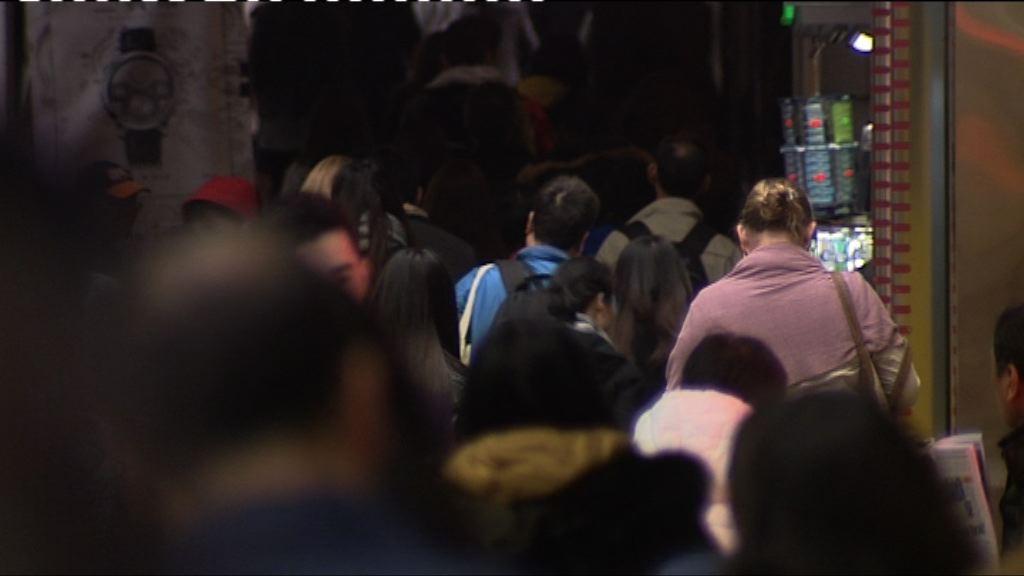 陳茂波相信全年經濟增長達3.7%