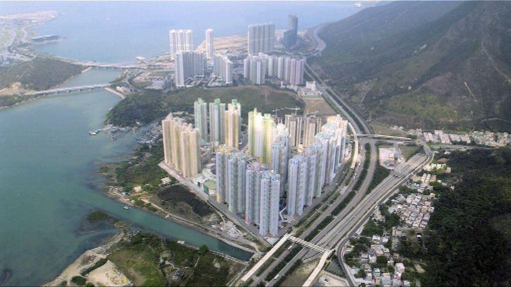 陳茂波:無新市鎮落成致土地供應緊張