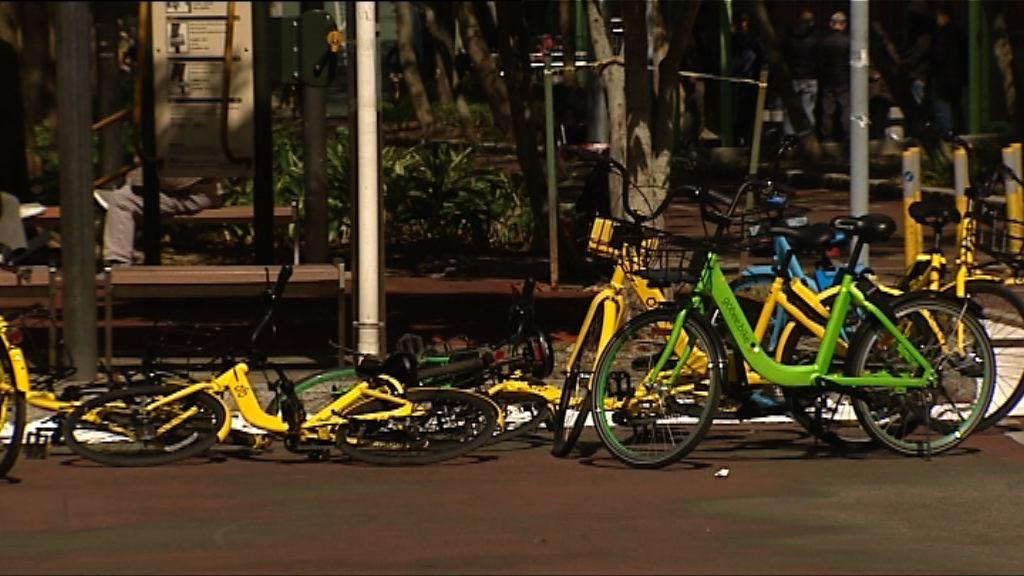 【新聞極客】共享單車圍城 政府執法欠成效