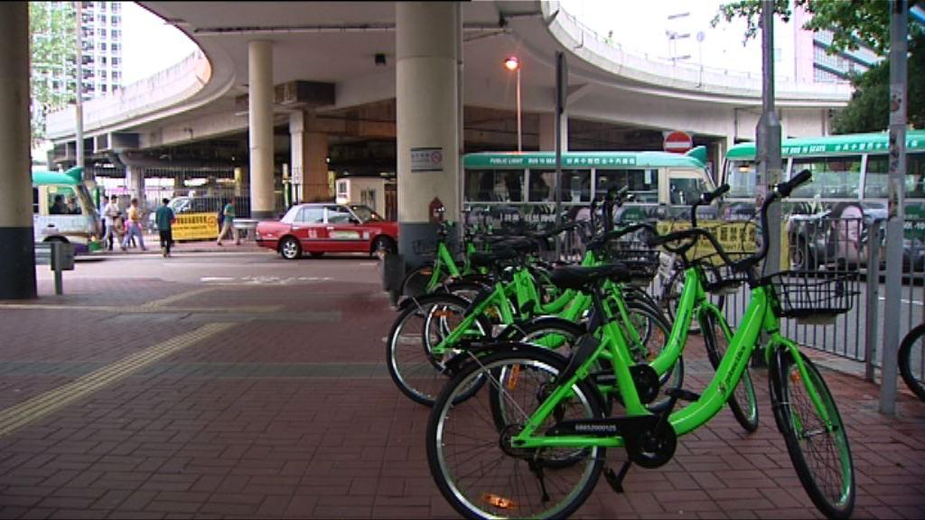 【新聞極客】共享單車違泊礙市民惹多方反對