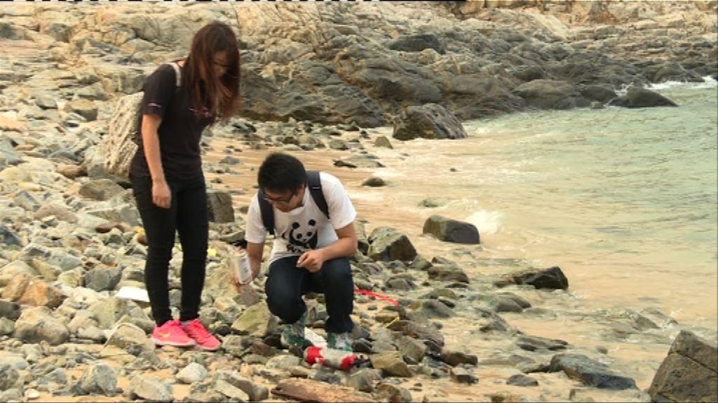 【新聞極客】偏遠海灣成海上垃圾堆填區