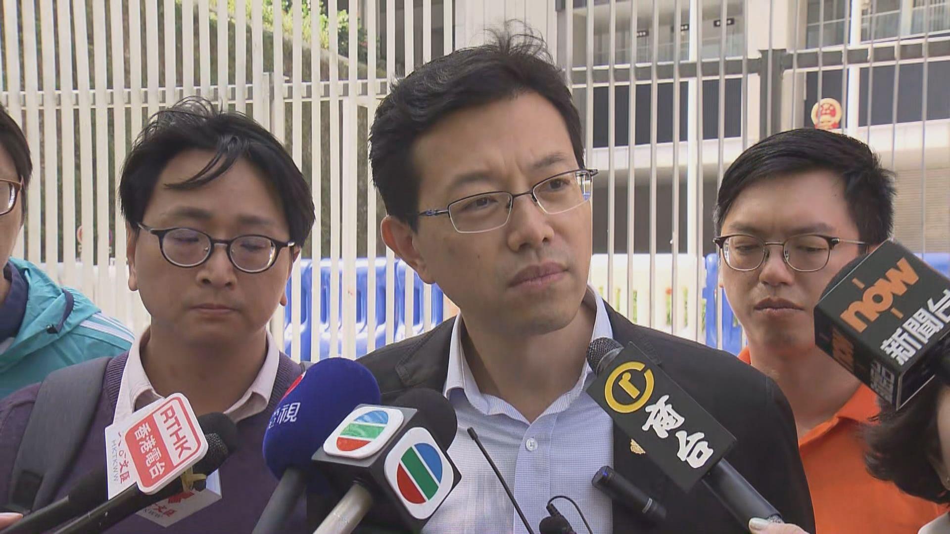 工聯會晤林鄭 促成立跨部門小組處理混亂