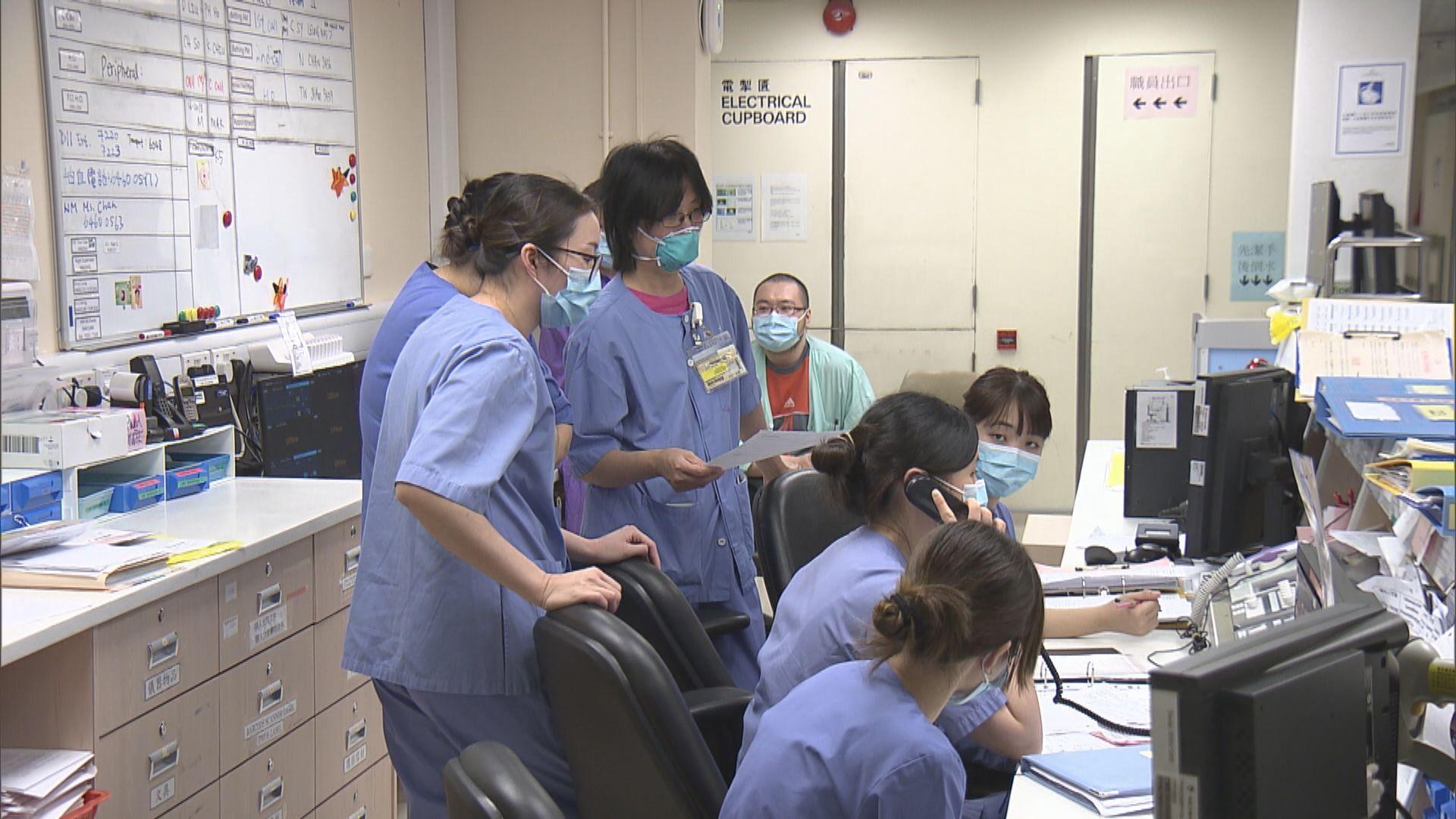 調查指過半受訪醫護人員認為前線裝備不足