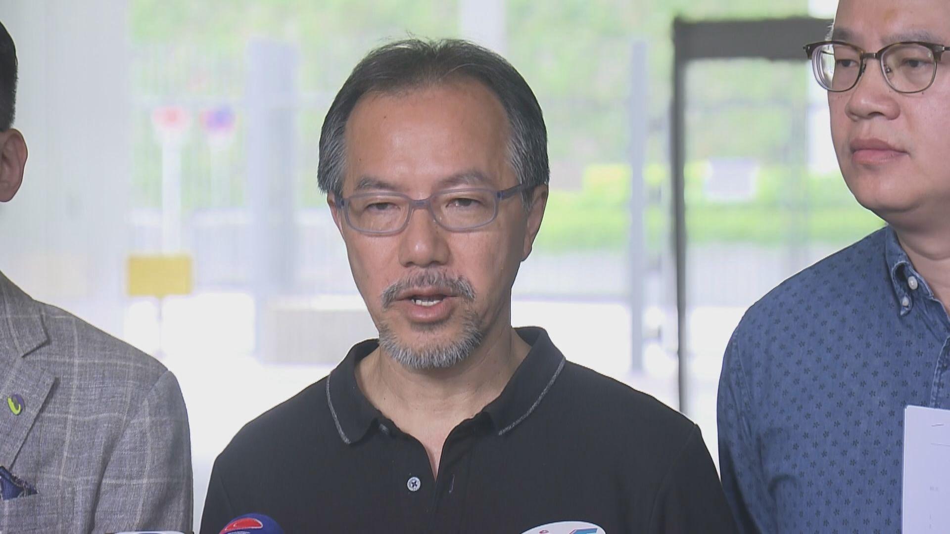 張超雄提私人草案 可單次向台灣移交逃犯