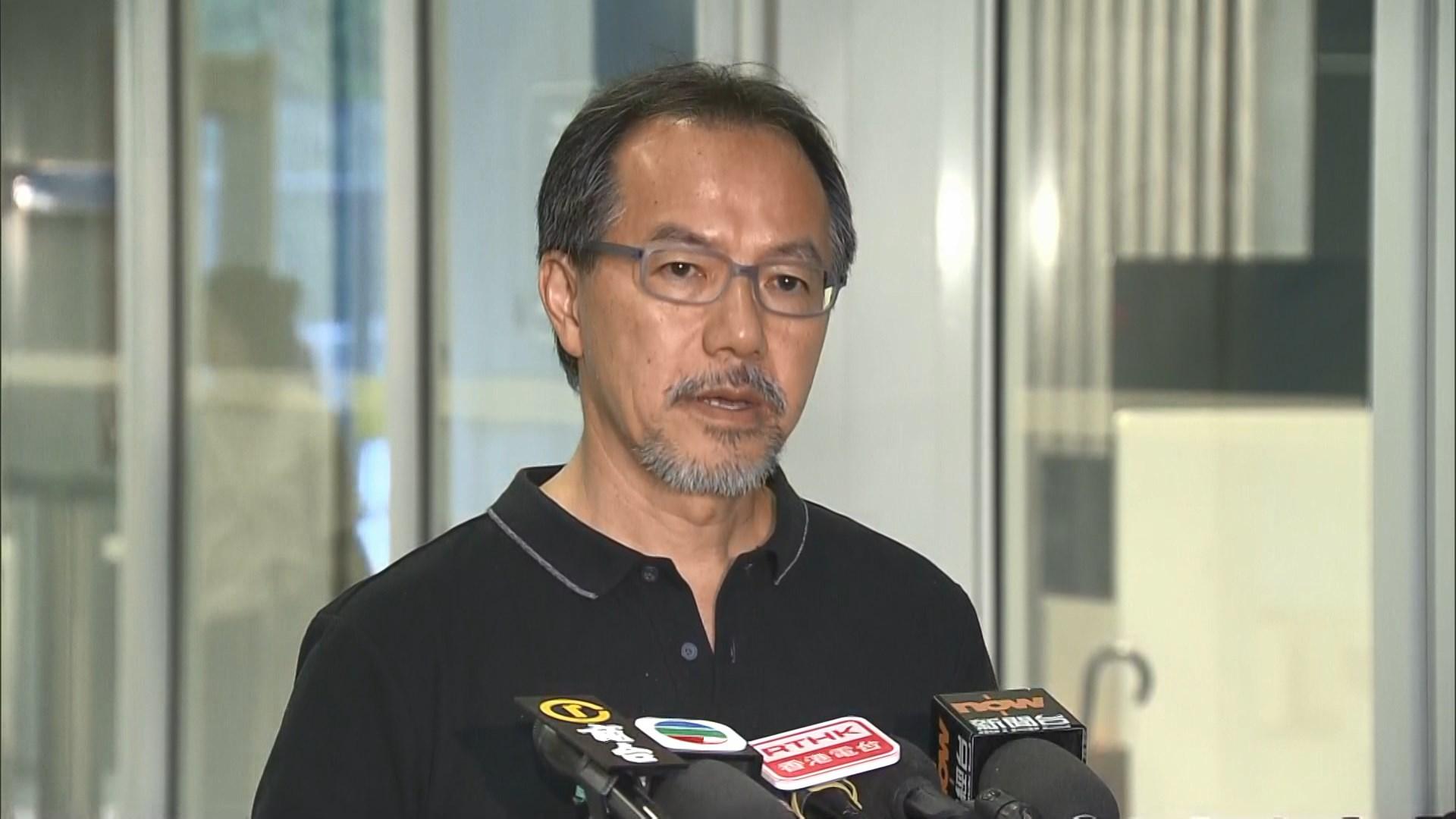 張超雄撤回針對台灣殺人案單次移交私人草案