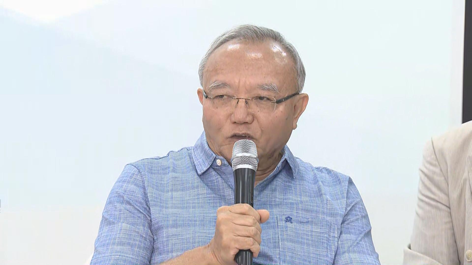 劉兆佳:修訂逃犯條例上升至國家主權問題