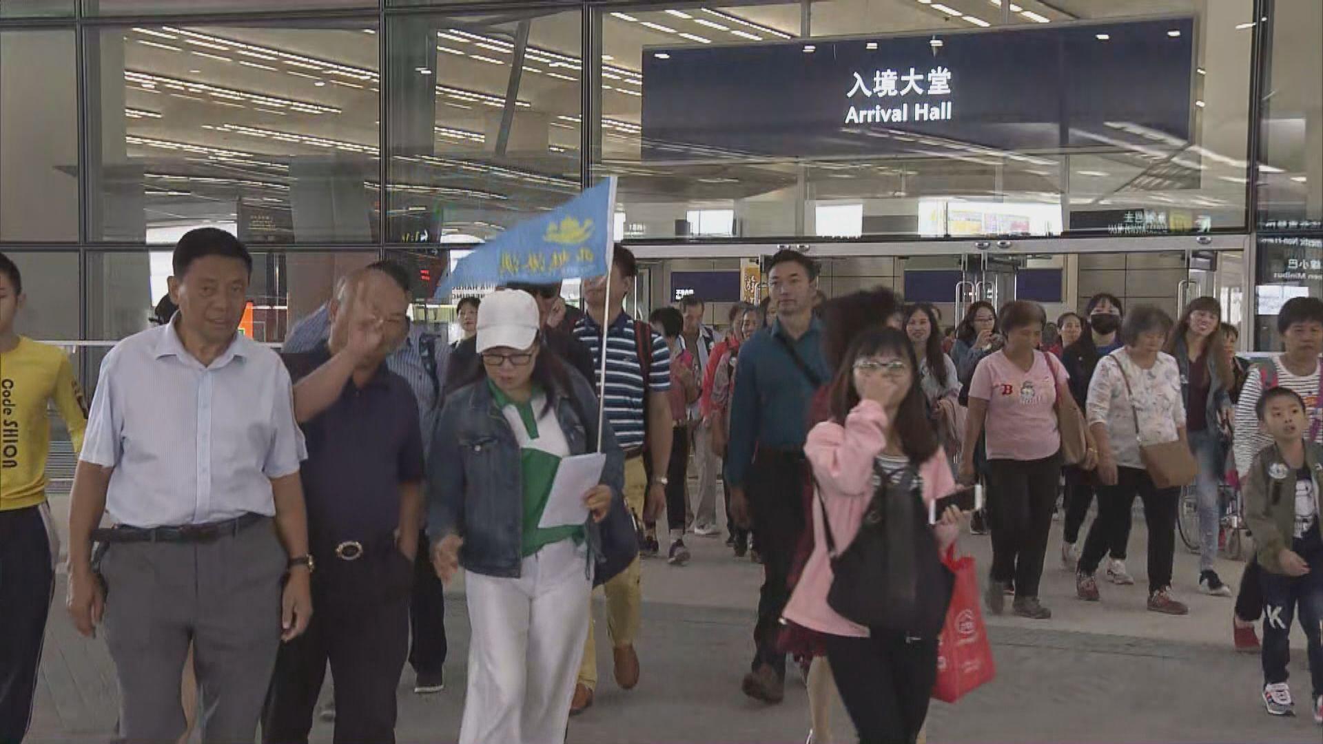 六月內地訪港旅行團未因修例爭議減少