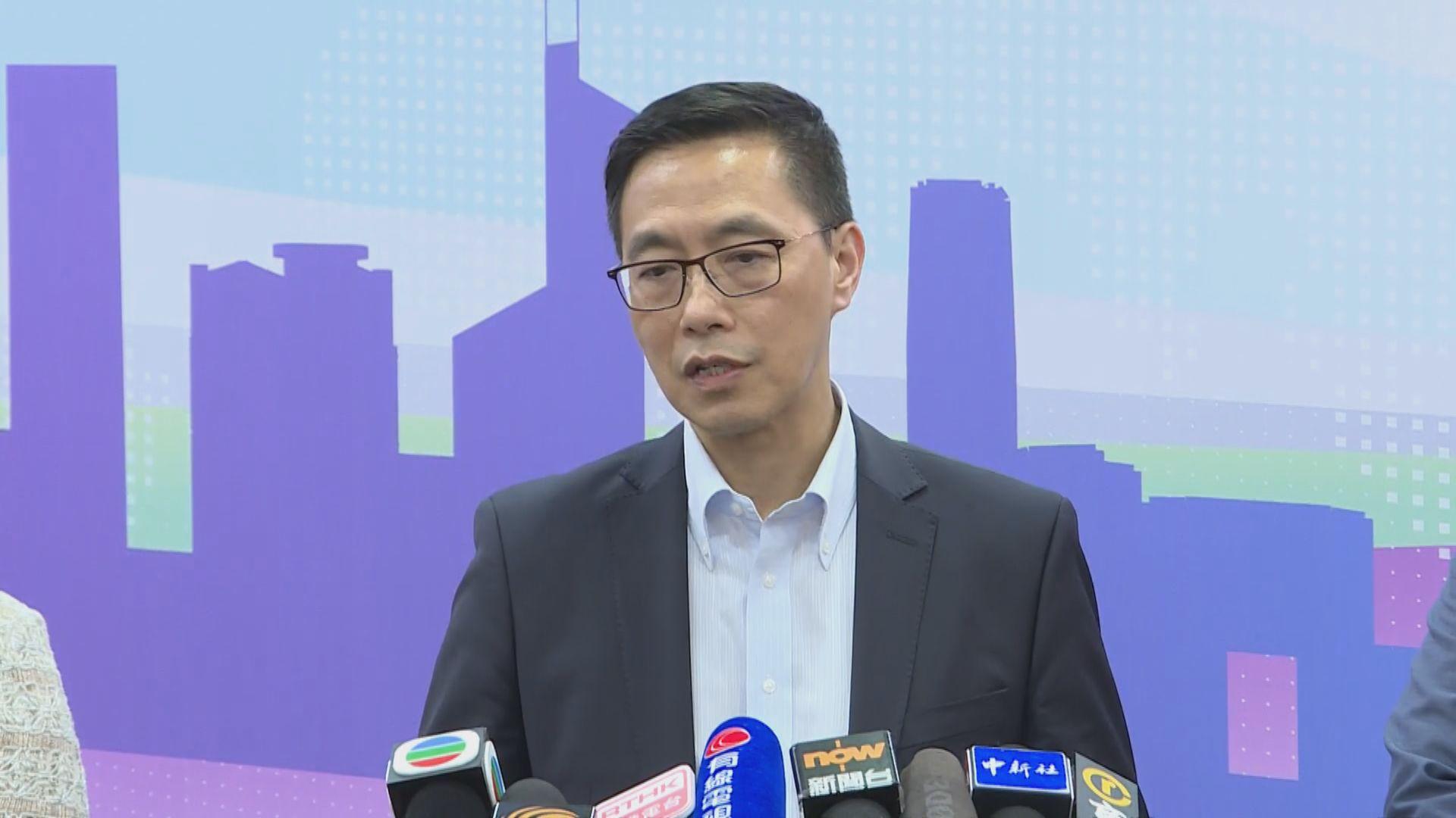 楊潤雄:學校如有需要 政府願就修例解說
