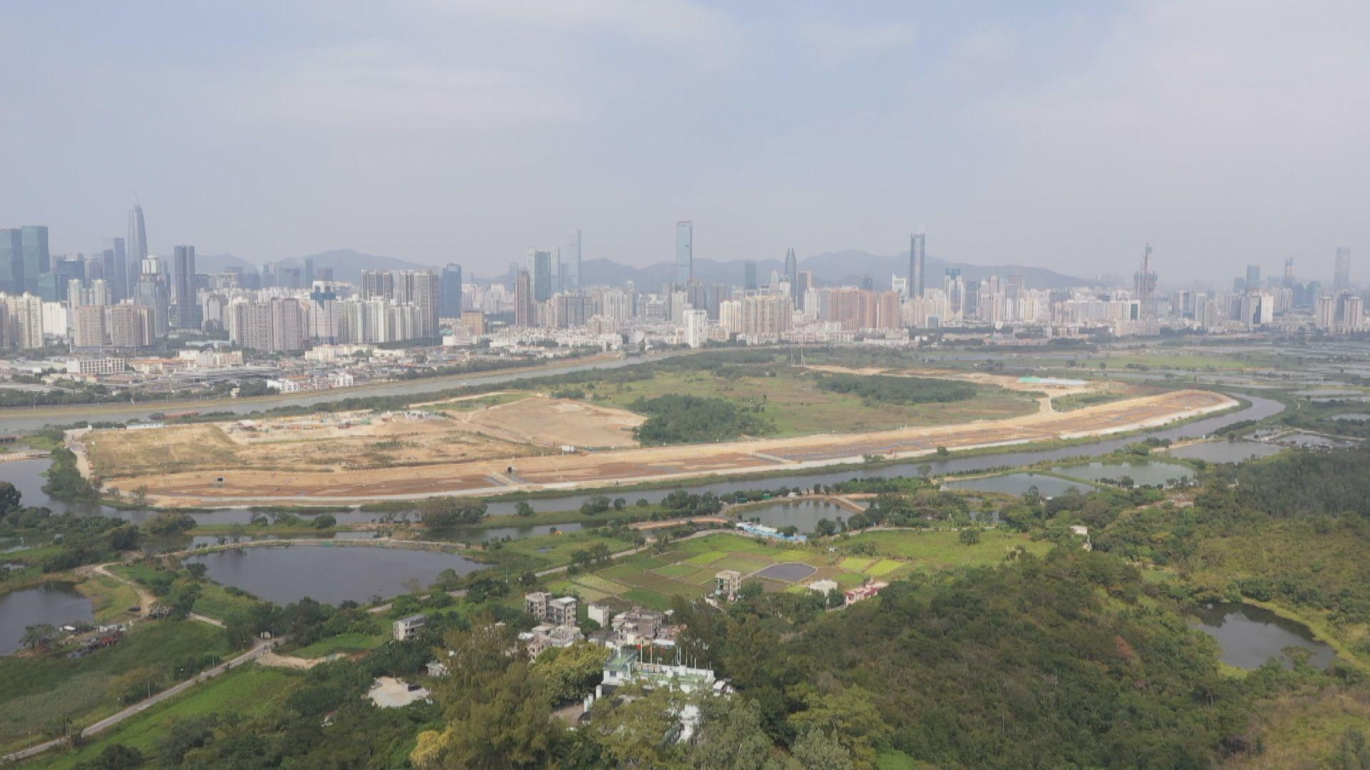 陳茂波冀河套區2024年分階段落成