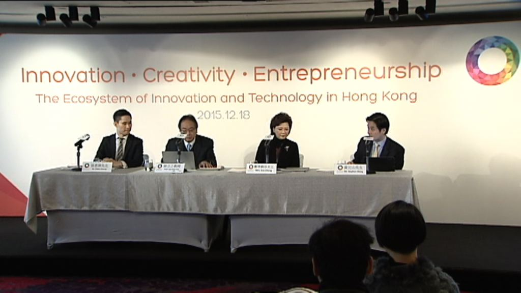 團結香港基金建議增設500億研究基金