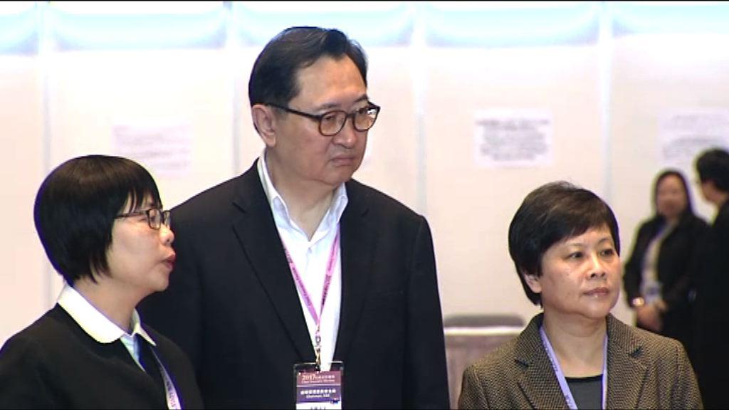 馮驊:選委可自行決定是否公布投票意向