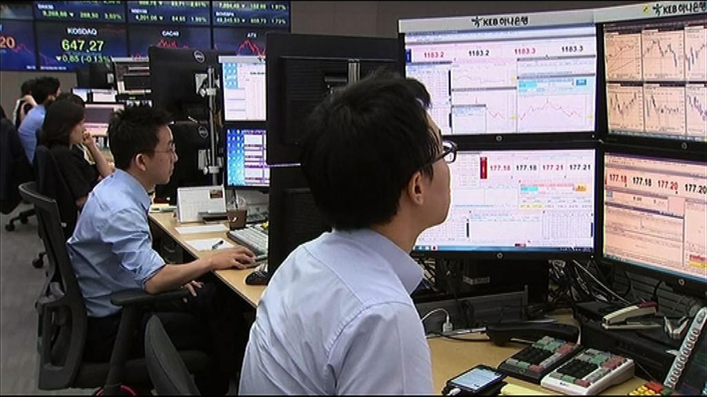 【觀望北韓局勢】美匯指數跌至92.2以下