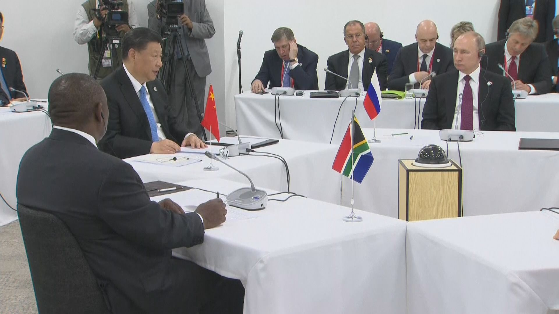 外界料峰會最多只能重啟停頓多時中美貿談