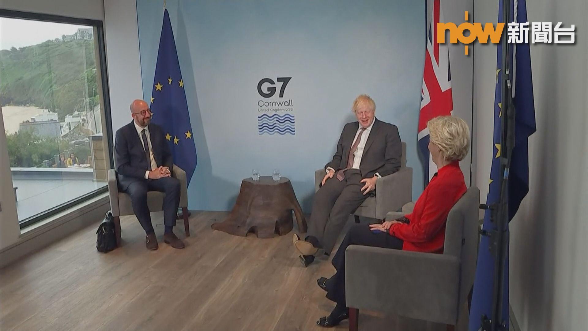 英國歐盟討論北愛問題 雙方未見讓步