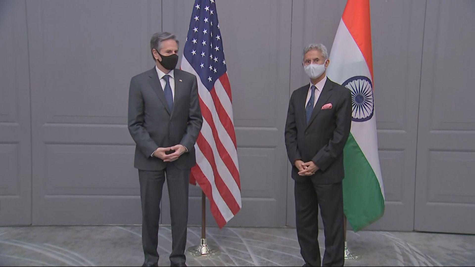 七國外長英國開會 印度代表團兩成員確診新冠病毒