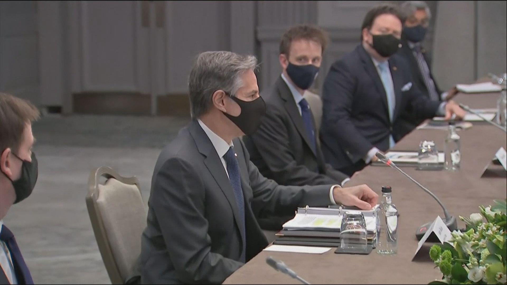 美日同意加強合作應對中國和北韓