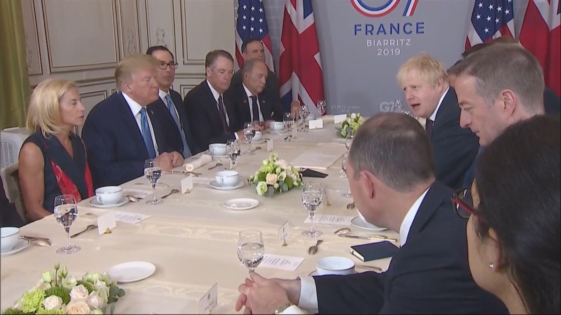 美英工作會議商討脫歐後貿易安排