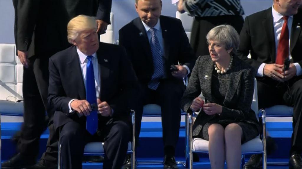 英美就洩密事件「冰釋前嫌」