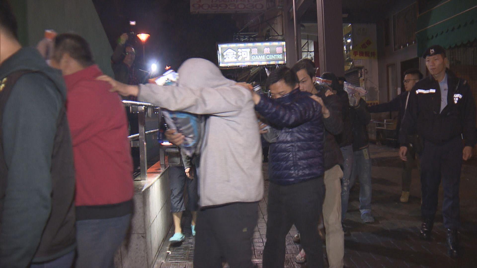 警方西九龍及新界北反賭博行動拘逾260人