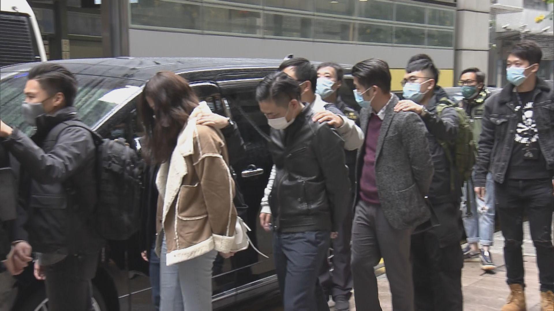 警尖沙咀破豪華賭檔拘16人包括律師大學生