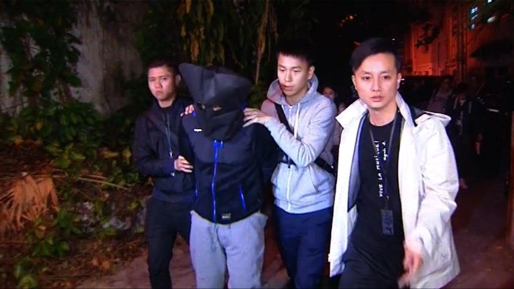 男子涉非法收受波纜被捕