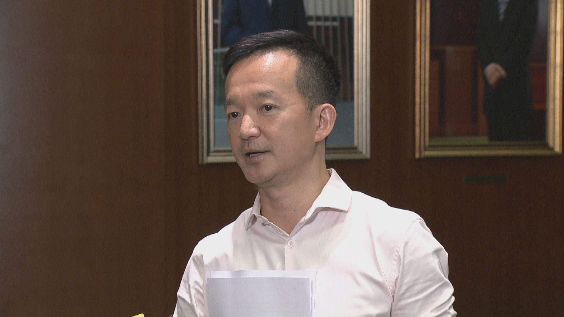 陳志全:政府應檢視法例令同性異性伴侶享相同權利