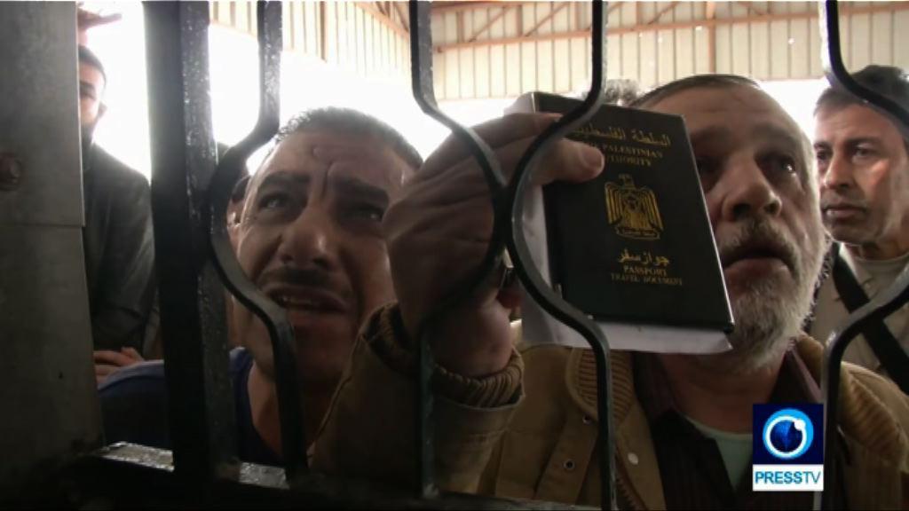 以色列長年封鎖加沙地帶 巴人臨人道危機