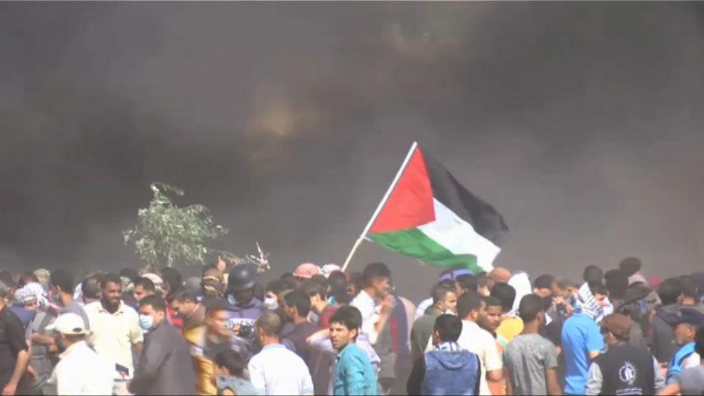 加沙邊境再爆衝突釀一死近千傷